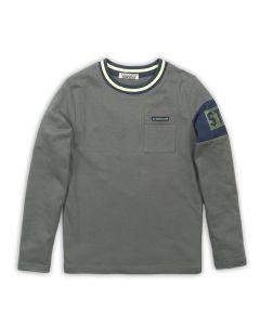 DJ Dutchjeans t-shirt leger groen