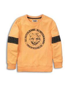 DJ Dutchjeans sweater fel oranje