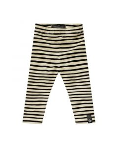 Your Wishes Stripes-Nude-Legging